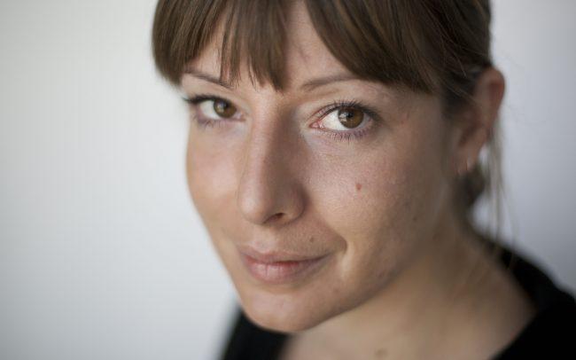 Jessica McDiarmid. (TimFinlan/Toronto Star)