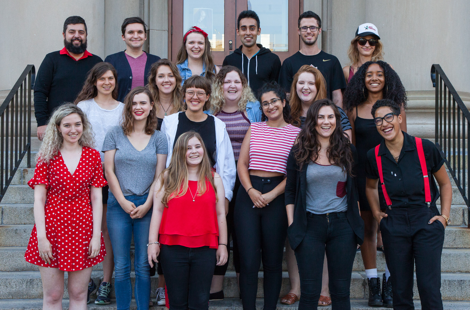 Bachelor of Journalism (Honours) Class of 2018-19