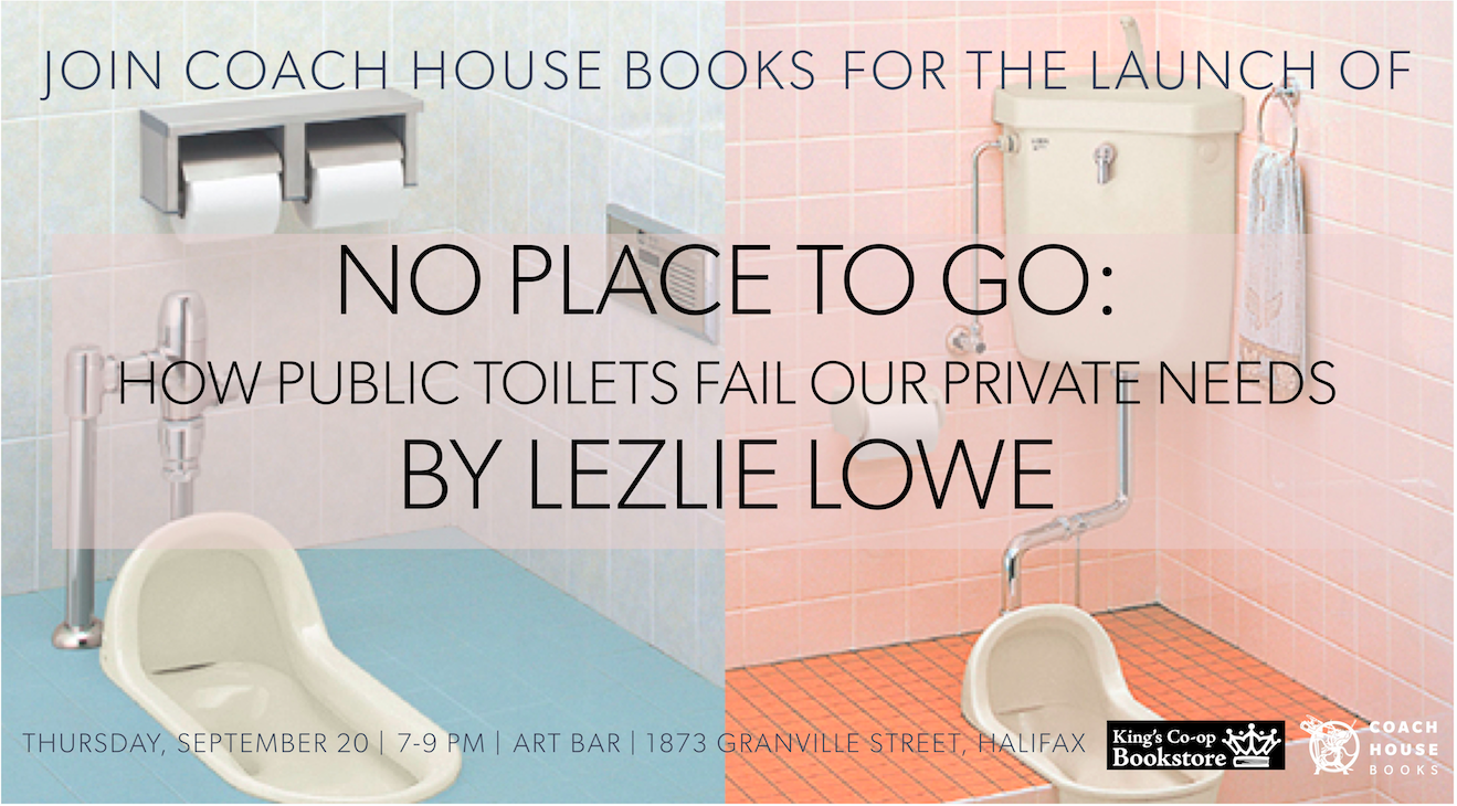 An announcement for Lezlie Lowe's new book
